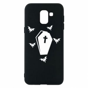 Phone case for Samsung J6 Halloween