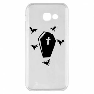 Phone case for Samsung A5 2017 Halloween - PrintSalon