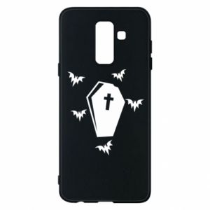 Phone case for Samsung A6+ 2018 Halloween