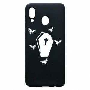 Phone case for Samsung A20 Halloween - PrintSalon