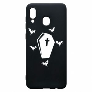 Phone case for Samsung A30 Halloween - PrintSalon