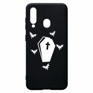 Phone case for Samsung A60 Halloween