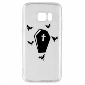Phone case for Samsung S7 Halloween