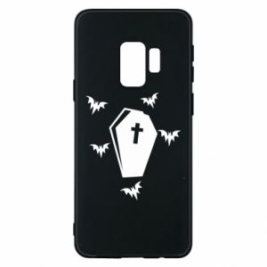 Phone case for Samsung S9 Halloween - PrintSalon