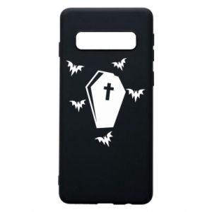 Phone case for Samsung S10 Halloween - PrintSalon