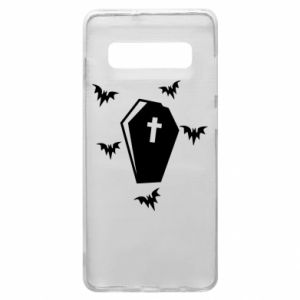 Phone case for Samsung S10+ Halloween - PrintSalon
