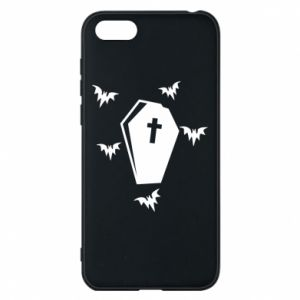 Phone case for Huawei Y5 2018 Halloween - PrintSalon