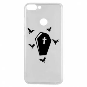 Phone case for Huawei P Smart Halloween