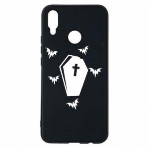 Phone case for Huawei P Smart Plus Halloween - PrintSalon