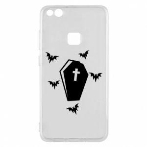 Phone case for Huawei P10 Lite Halloween - PrintSalon