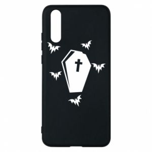 Phone case for Huawei P20 Halloween - PrintSalon