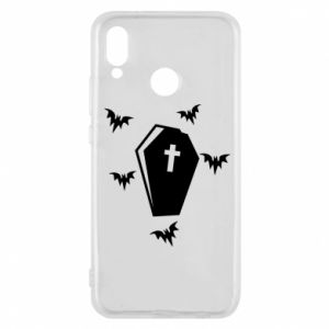 Phone case for Huawei P20 Lite Halloween - PrintSalon