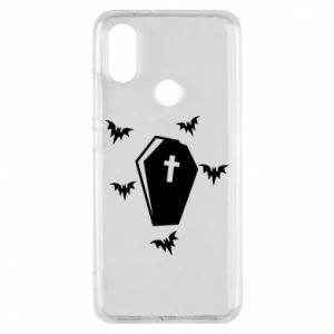 Phone case for Xiaomi Mi A2 Halloween