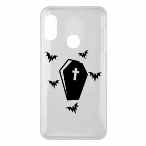 Phone case for Mi A2 Lite Halloween - PrintSalon
