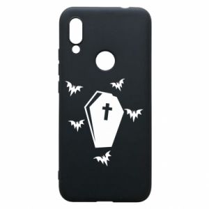 Phone case for Xiaomi Redmi 7 Halloween - PrintSalon