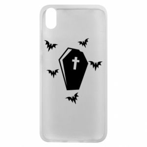 Phone case for Xiaomi Redmi 7A Halloween - PrintSalon