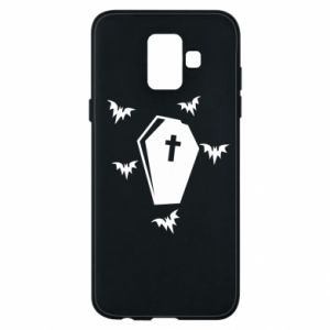 Phone case for Samsung A6 2018 Halloween