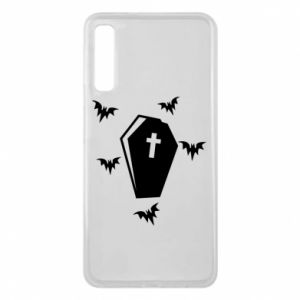 Phone case for Samsung A7 2018 Halloween - PrintSalon