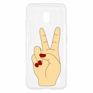 Etui na Nokia 2.2 Hand peace