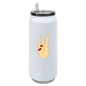 Puszka termiczna Hand peace