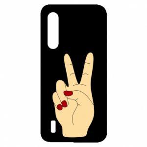 Etui na Xiaomi Mi9 Lite Hand peace