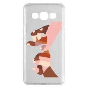 Etui na Samsung A3 2015 Hands art