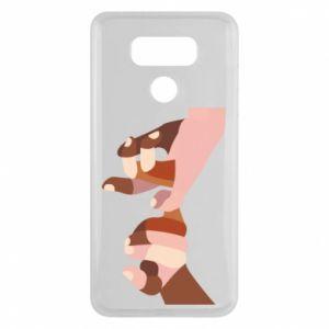 Etui na LG G6 Hands art