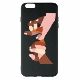 Etui na iPhone 6 Plus/6S Plus Hands art