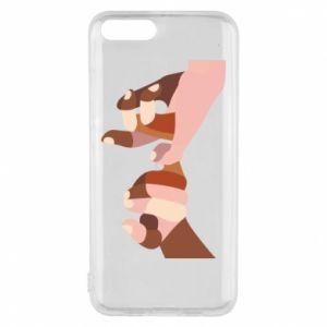 Etui na Xiaomi Mi6 Hands art
