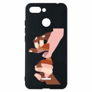Etui na Xiaomi Redmi 6 Hands art