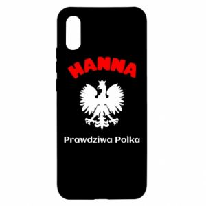 Phone case for Samsung J6 Hanna is a real Pole