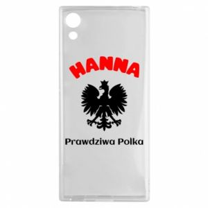 Phone case for Samsung A40 Hanna is a real Pole - PrintSalon