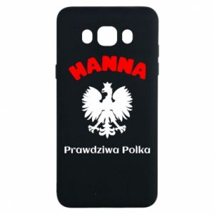Phone case for Samsung S10 Hanna is a real Pole - PrintSalon