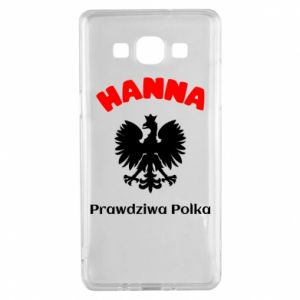 Phone case for Samsung S10+ Hanna is a real Pole