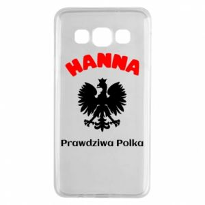 Phone case for Huawei Y6 2018 Hanna is a real Pole - PrintSalon