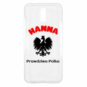 Phone case for Huawei P Smart Hanna is a real Pole