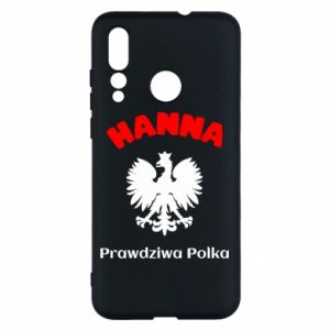 Phone case for Huawei P20 Lite Hanna is a real Pole - PrintSalon