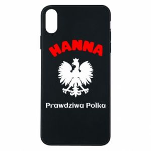 Phone case for iPhone 7 Plus Hanna is a real Pole