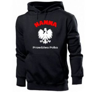 Men's hoodie Hanna is a real Pole