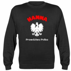 Bluza (raglan) Hanna jest prawdziwą Polką