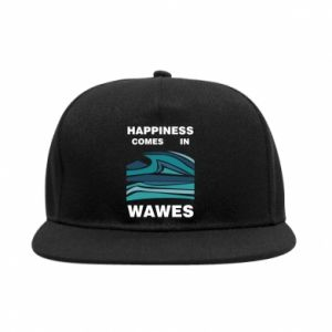 Snapback Happiness comes in wawes