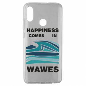 Etui na Huawei Honor 10 Lite Happiness comes in wawes