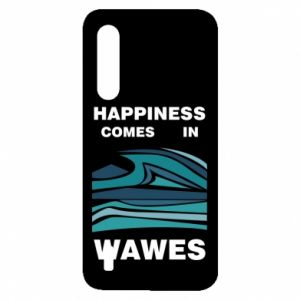 Etui na Xiaomi Mi9 Lite Happiness comes in wawes