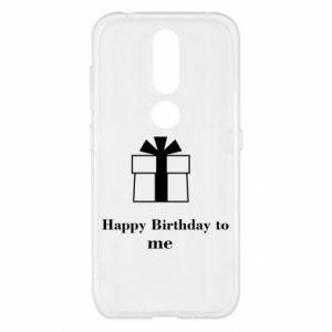 Nokia 4.2 Case Happy Birthday to me