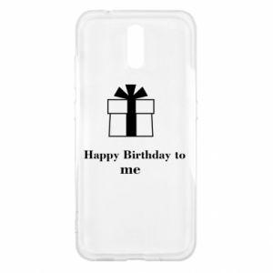 Nokia 2.3 Case Happy Birthday to me