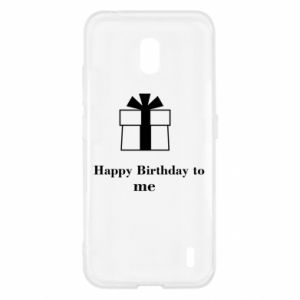 Nokia 2.2 Case Happy Birthday to me