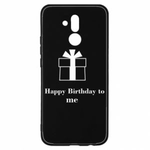 Huawei Mate 20Lite Case Happy Birthday to me