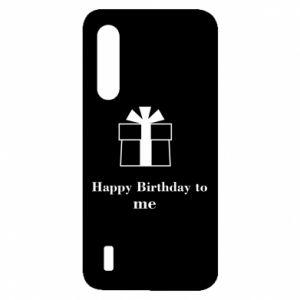 Xiaomi Mi9 Lite Case Happy Birthday to me