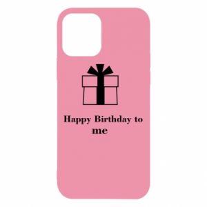iPhone 12/12 Pro Case Happy Birthday to me