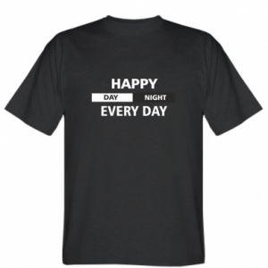 Koszulka Happy every day